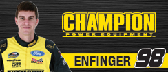 Grant Enfinger Champion Power Equipment